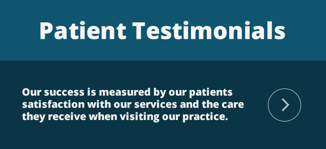 Patient Testimonials for Surgery Los Angeles