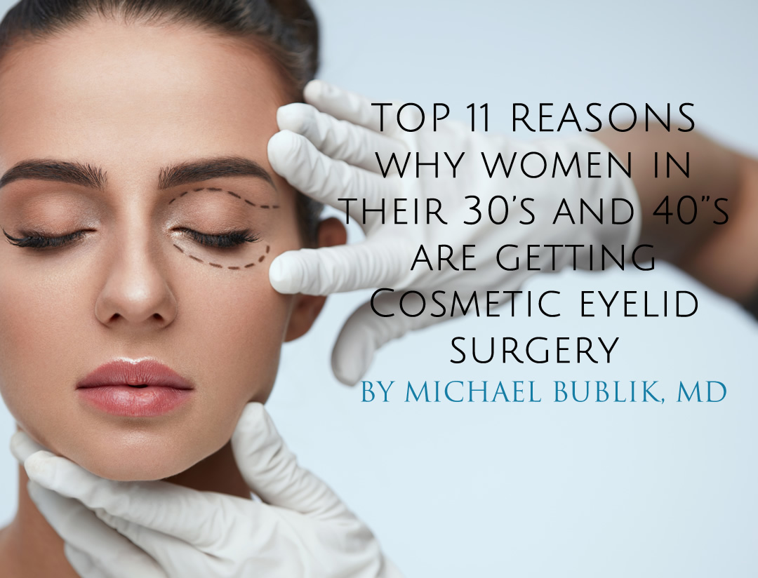 Men and Women Eyelid Surgery Los Angeles